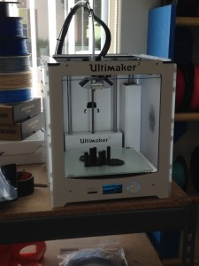 The sexy Ultimaker 2